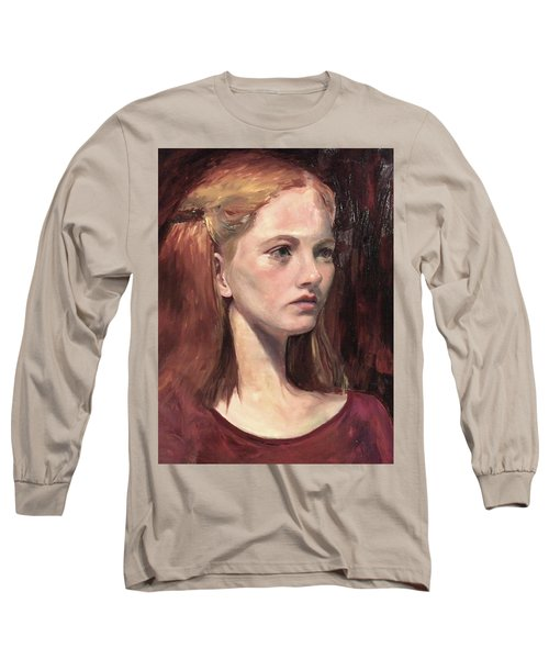 Natalie Long Sleeve T-Shirt