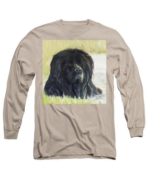 Natural Bath Long Sleeve T-Shirt