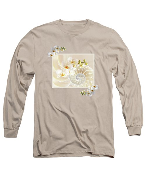 Natural Fusion Long Sleeve T-Shirt