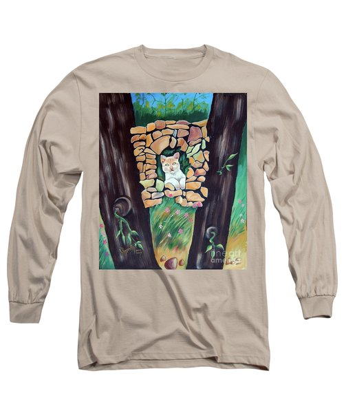 Natural Home Long Sleeve T-Shirt