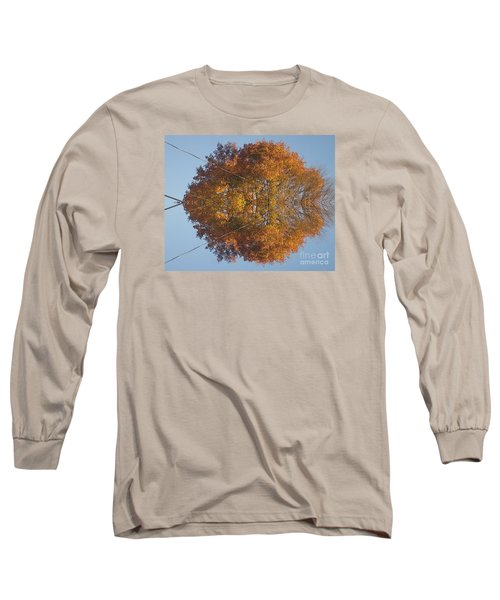 Nature Unleashed Long Sleeve T-Shirt by Christina Verdgeline