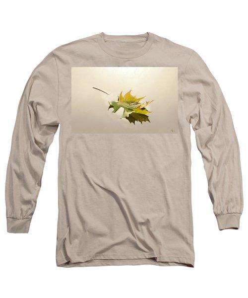 Nature's Handshake 3 Long Sleeve T-Shirt