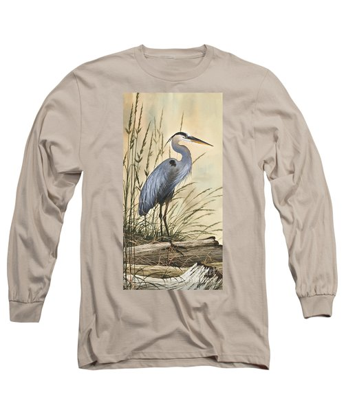 Nature's Harmony Long Sleeve T-Shirt by James Williamson