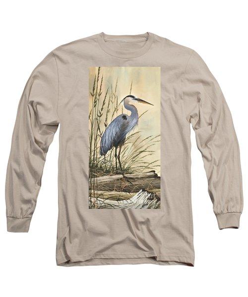 Nature's Harmony Long Sleeve T-Shirt