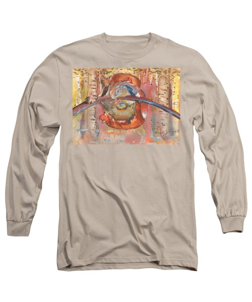 Nature's Reflection Long Sleeve T-Shirt