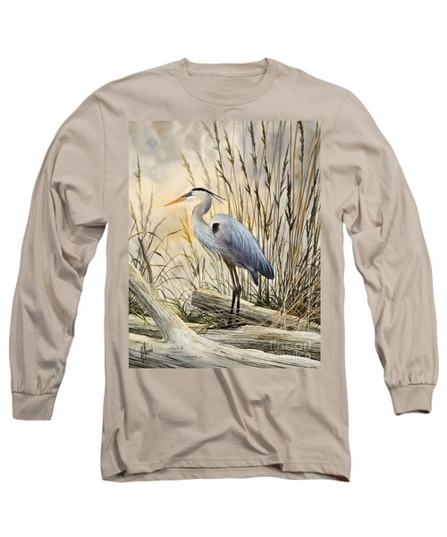 Nature's Wonder Long Sleeve T-Shirt by James Williamson