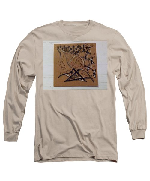 Nature's Work Long Sleeve T-Shirt by Joyce Wasser