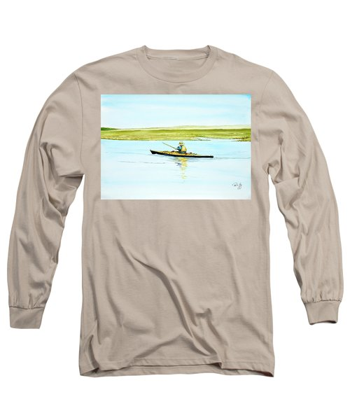 Nauset Kayaker Long Sleeve T-Shirt