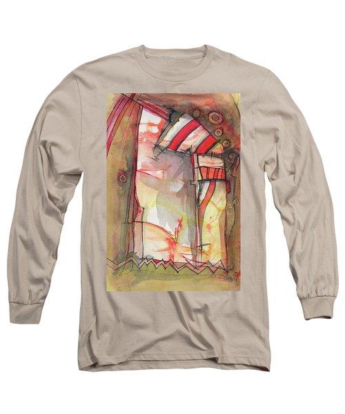 Nautical Mystery Long Sleeve T-Shirt
