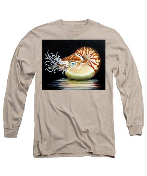 Nautilus 2 Long Sleeve T-Shirt