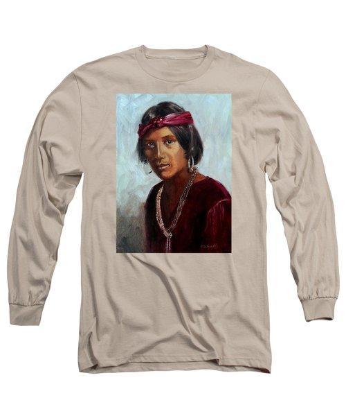Navajo Youth Long Sleeve T-Shirt