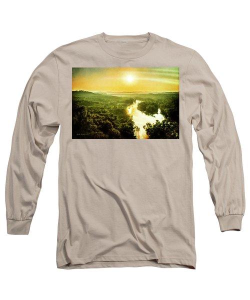 Near Table Rock Lake Long Sleeve T-Shirt