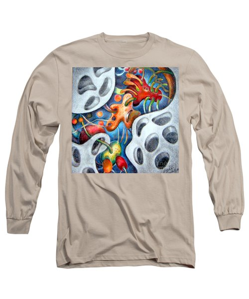 Neighborhood Block Party  Long Sleeve T-Shirt