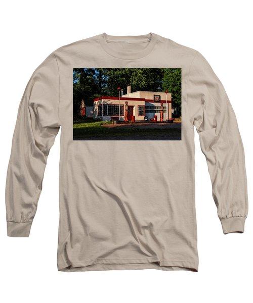 Nelsonville Phillips 66 Long Sleeve T-Shirt by Trey Foerster