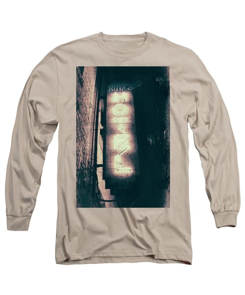 Neon Coffin Long Sleeve T-Shirt
