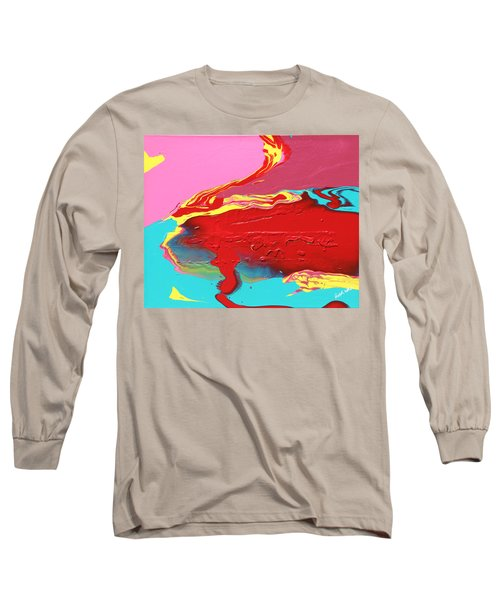 Neon Tide Long Sleeve T-Shirt