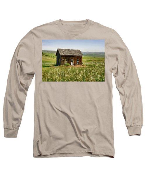 Nephi Moss Cabin Long Sleeve T-Shirt
