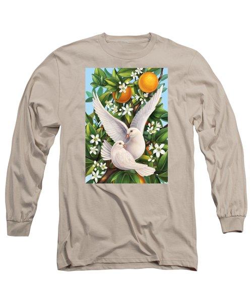 Neroli - Harmonious Partnership Long Sleeve T-Shirt