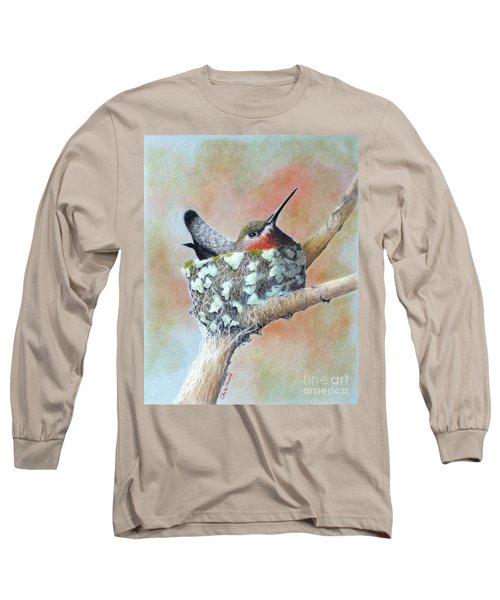 Nesting Anna Long Sleeve T-Shirt