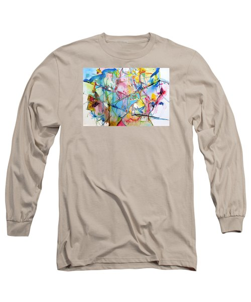 Neuro Roads Long Sleeve T-Shirt