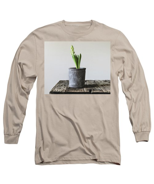 Long Sleeve T-Shirt featuring the photograph New Beginings by Kim Hojnacki