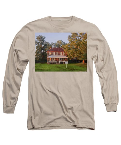 New Dawn On Old House Long Sleeve T-Shirt