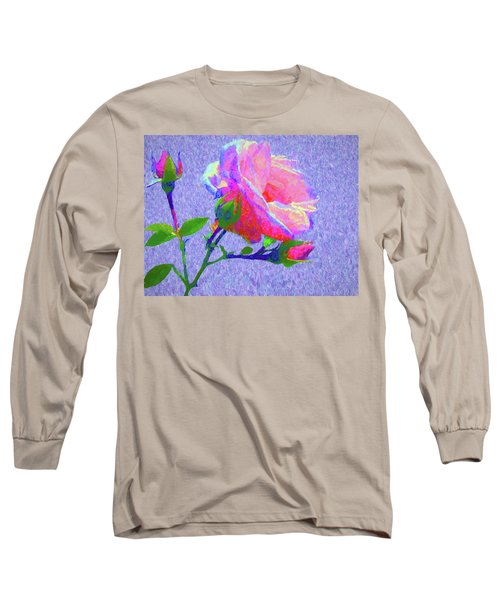 New Dawn Painterly Long Sleeve T-Shirt