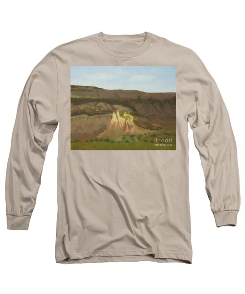 New Mexican Statues Long Sleeve T-Shirt