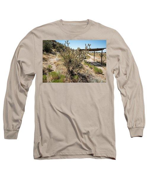 New Mexico Cholla Long Sleeve T-Shirt