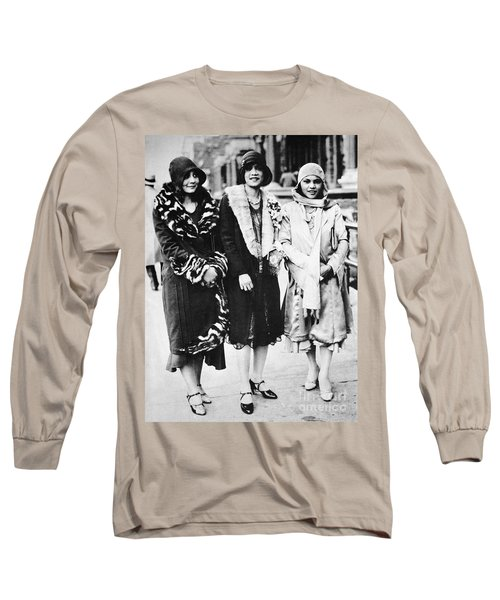 New York - Harlem C1927 Long Sleeve T-Shirt