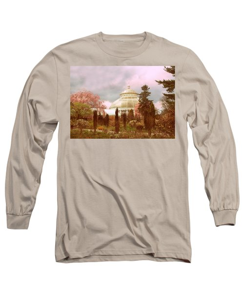 New York Botanical Garden Long Sleeve T-Shirt