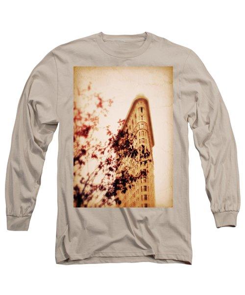 New York Nostalgia Long Sleeve T-Shirt