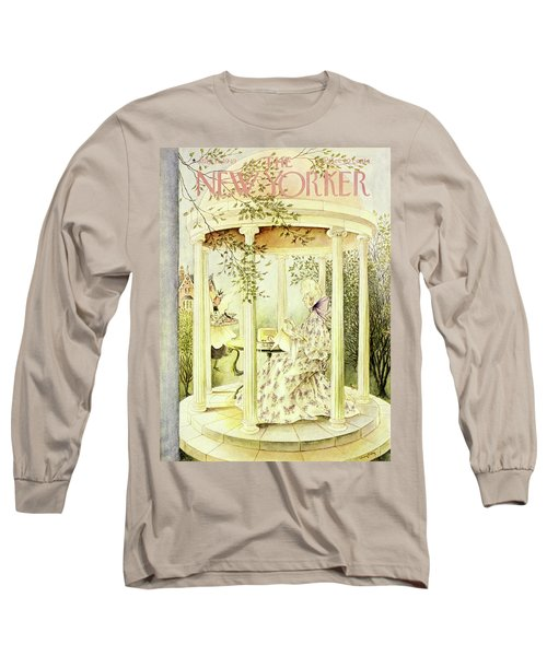New Yorker July 16 1949 Long Sleeve T-Shirt