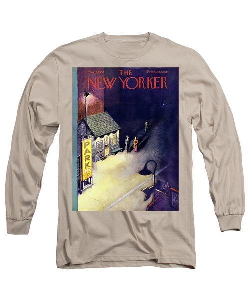 New Yorker May 2 1953 Long Sleeve T-Shirt