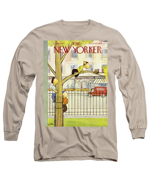 New Yorker May 8 1954 Long Sleeve T-Shirt