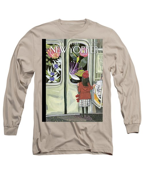 Next Stop Spring Long Sleeve T-Shirt