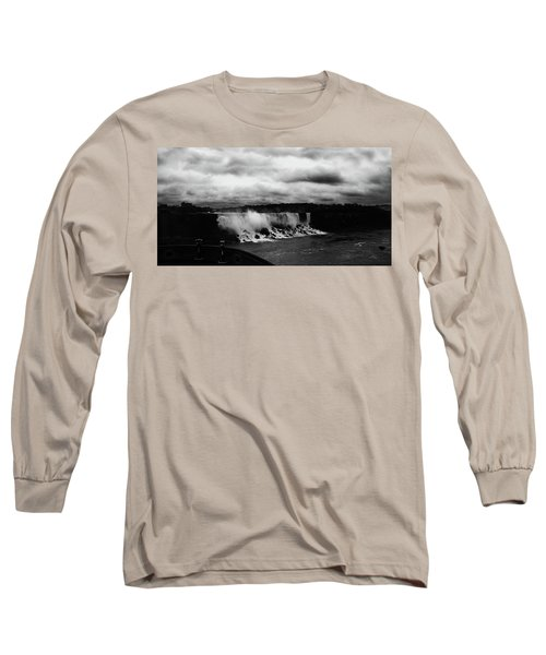 Niagara Falls - Small Falls Long Sleeve T-Shirt