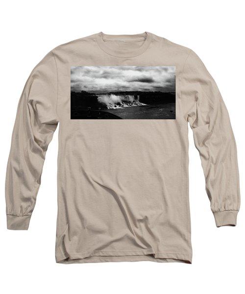 Niagara Falls - Small Falls Long Sleeve T-Shirt