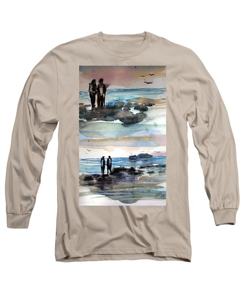 Night Dive Long Sleeve T-Shirt