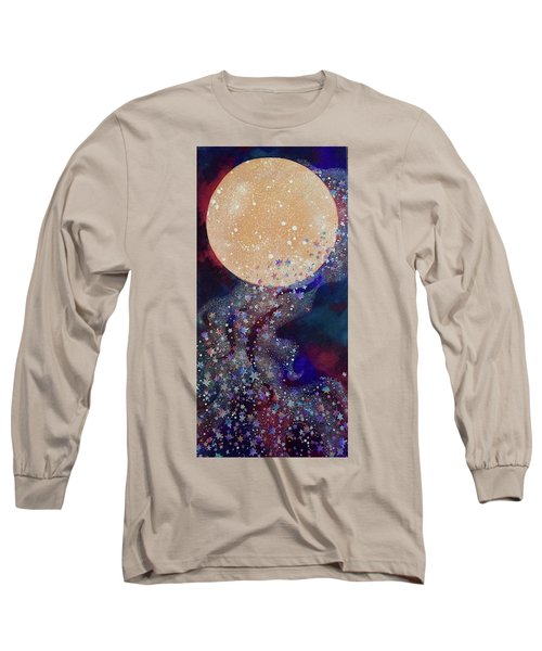 Night Magic Long Sleeve T-Shirt