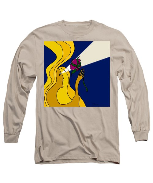 Night Offering Long Sleeve T-Shirt