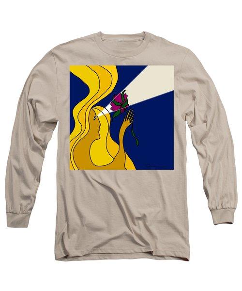 Night Offering Long Sleeve T-Shirt