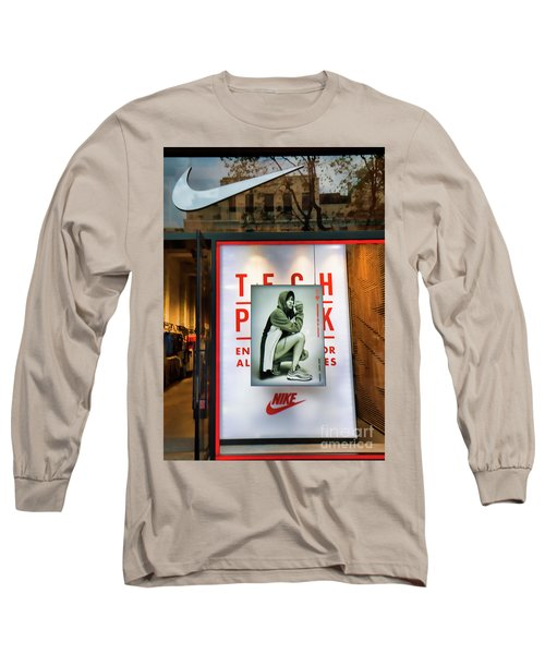 Nike Color Retail Store Barcelona Retail  Long Sleeve T-Shirt
