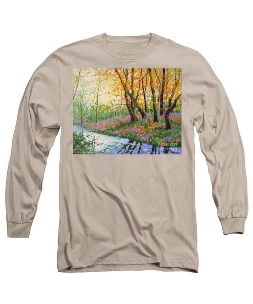 Nisqually Morning Long Sleeve T-Shirt