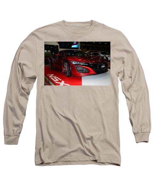 Honda Nsx Long Sleeve T-Shirt