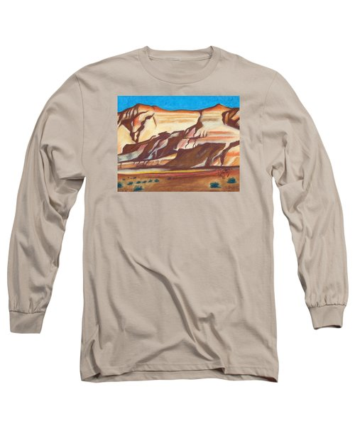 Nm Az Border Long Sleeve T-Shirt