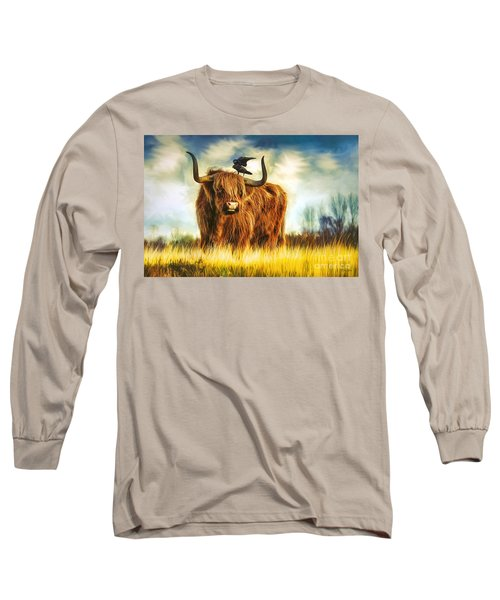 No Crow About It Long Sleeve T-Shirt