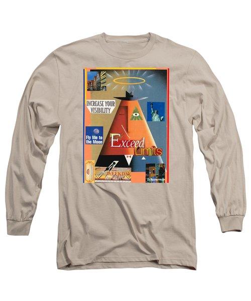 No Limits Long Sleeve T-Shirt