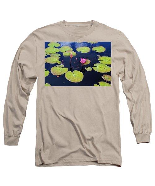 No Man's Land Long Sleeve T-Shirt