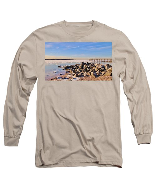 No Swimming Today Long Sleeve T-Shirt